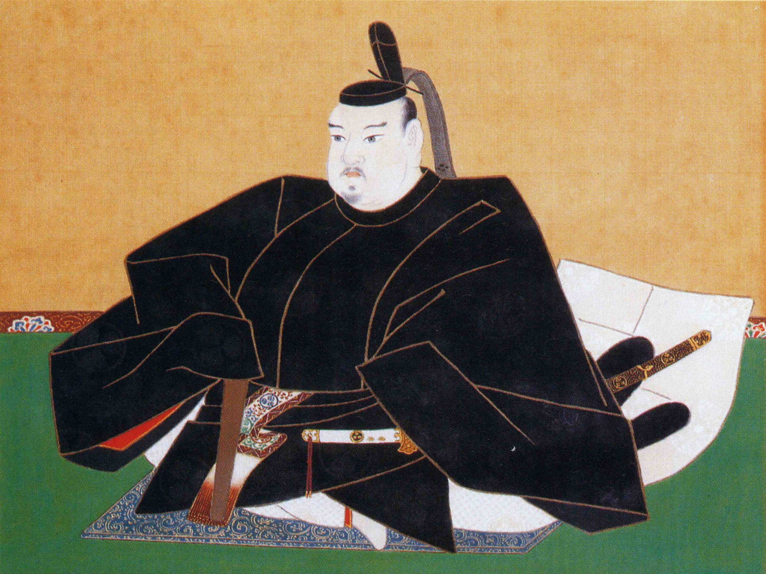 During Ieyasu's Shogunate, Jesuit missionaries spread the Christian faith and European merchants traded in Japan. Iemitsu enacted Sakoku, closing all ports in 1635. He outlawed Christianity so Buddhism thrived.