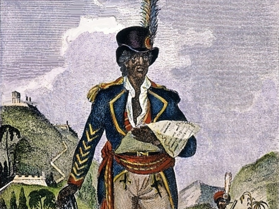 In the colony Saint Domingue, enslaved Africans planned to revolt. Toussant L'Overture, a freed man, trained an army to fight the French. L'Overture surrendered, was imprisoned where he died. Then French troops got Malaria. Haitian Africans fought one last time for their freedom from France, founding independent Haiti in 1804.