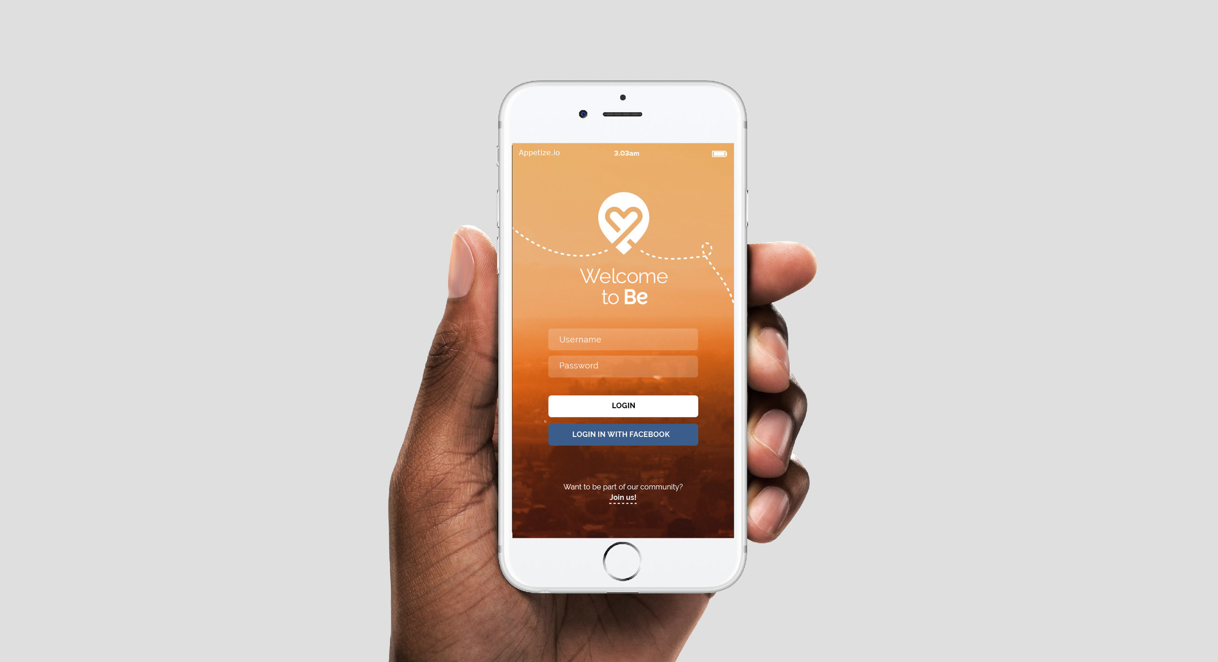 A beta-version of the BE mobile app is scheduled for public release in mid-2017.