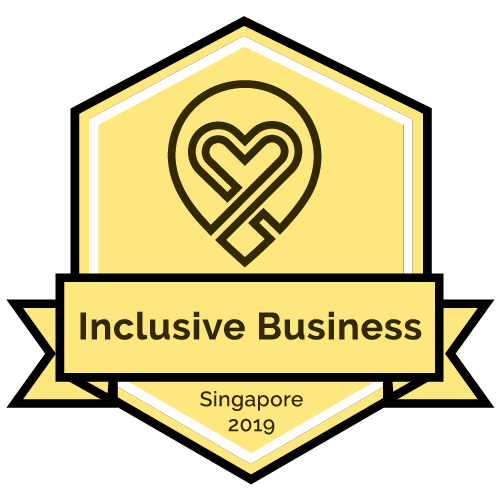 Gold Inclusive Business Badge