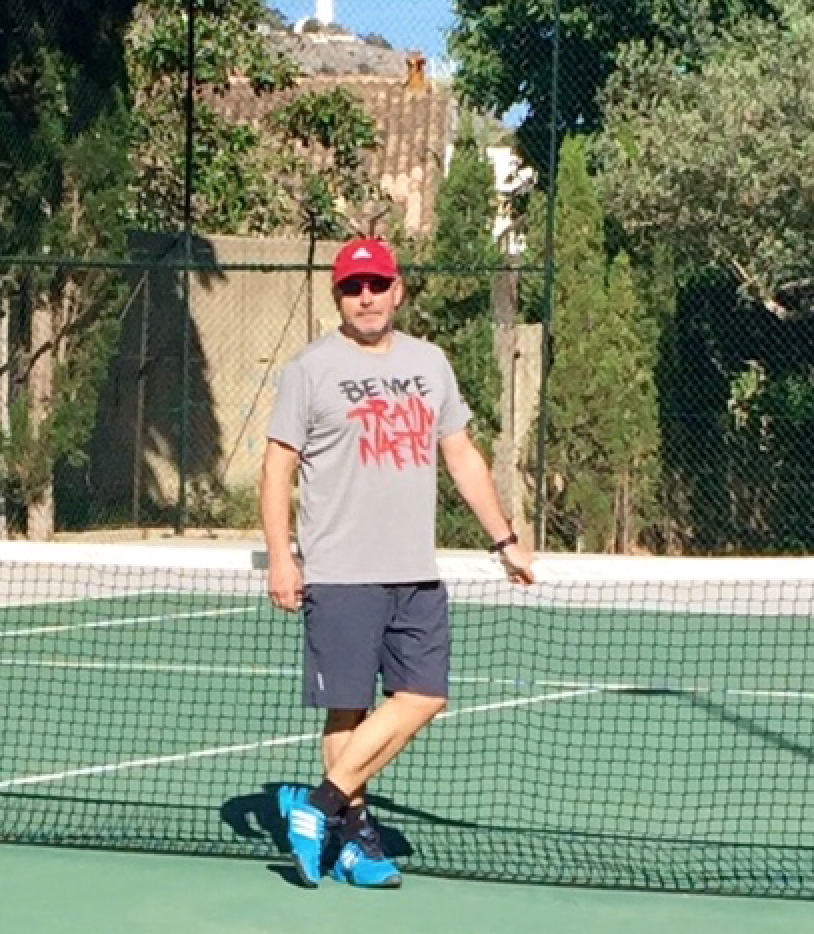 Name : David Scott   Qualification : LTA Level 2 Accredited Coach   Telephone:  07740 334782