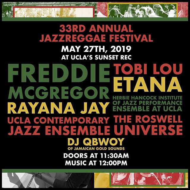 Happy to be participating as a vendor again this year at the 33rd Annual UCLA Jazz Reggae (@jazzreggaefest) on Monday - you don't have any plans for your Memorial Day…this is a great event to consider! See you there! ———————————————————————— #jrf2019 #jrf33 #sunupwinddown #TheSimpleThingsProject #simplethingsthezine #simplethingsmerch #simplethings #lifestyle #mylife #thejourney #lorenzodigginsjr #showyourwork #specialprojects #momentofreflection #momentofgratitude #vscocam #makeportraits #smileoften #goodvibesonly #smallvictoriesdoaddup #poweredbycbc #colourbloccreativ