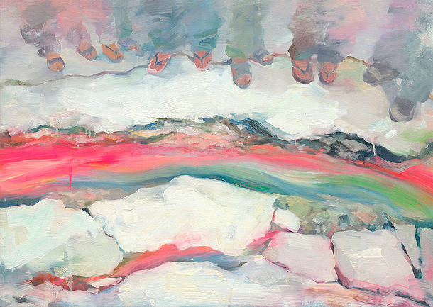 Over the Rainbow  110x85cm 2015 .png