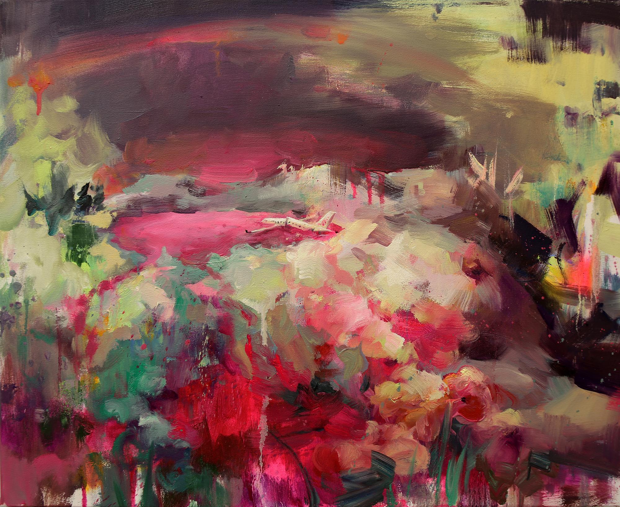 Apocalypse 2 90x72.5cm 2015 oil on canvas .jpg