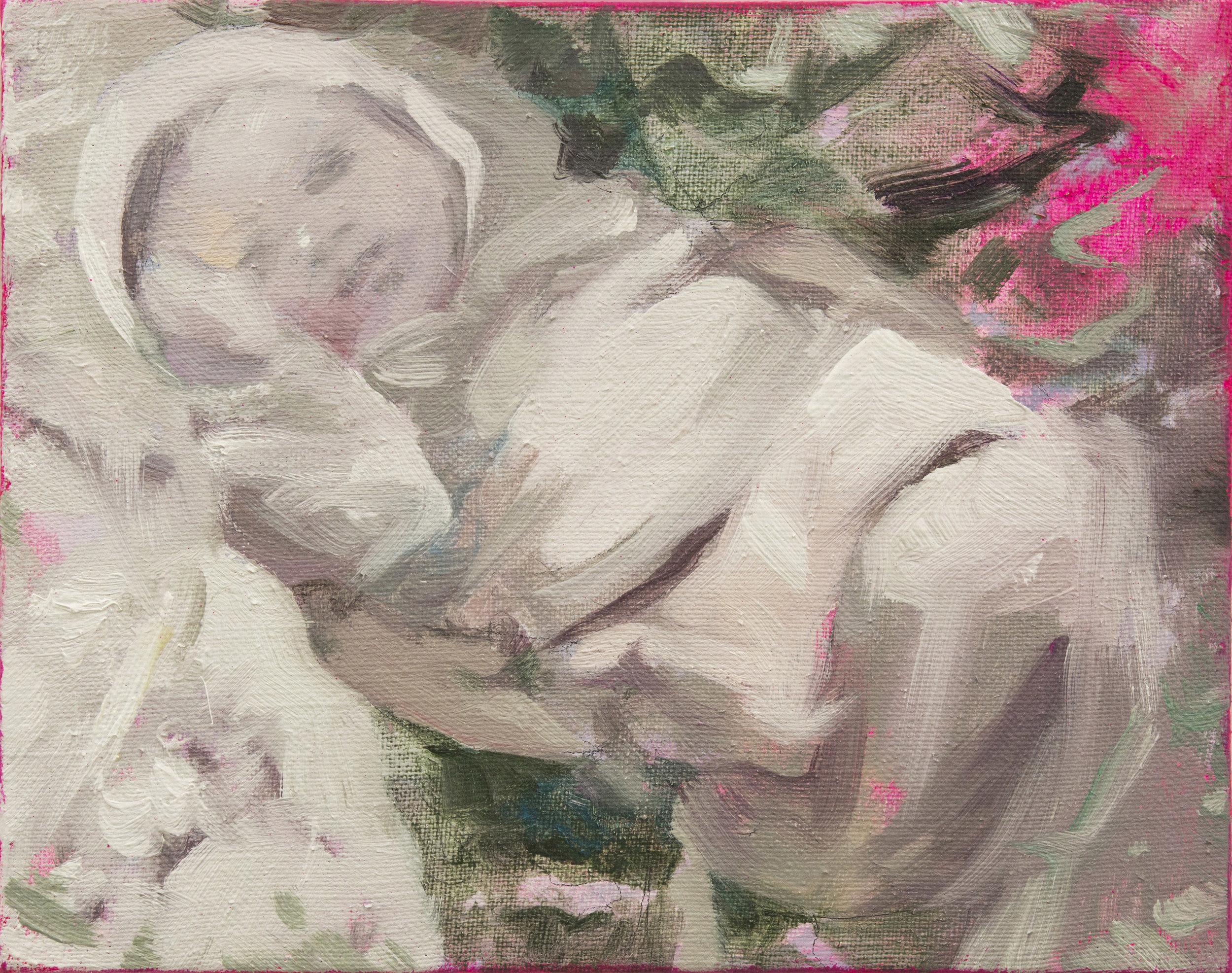 Lullaby1 24x30cm 2015 Oil on canvas .jpg