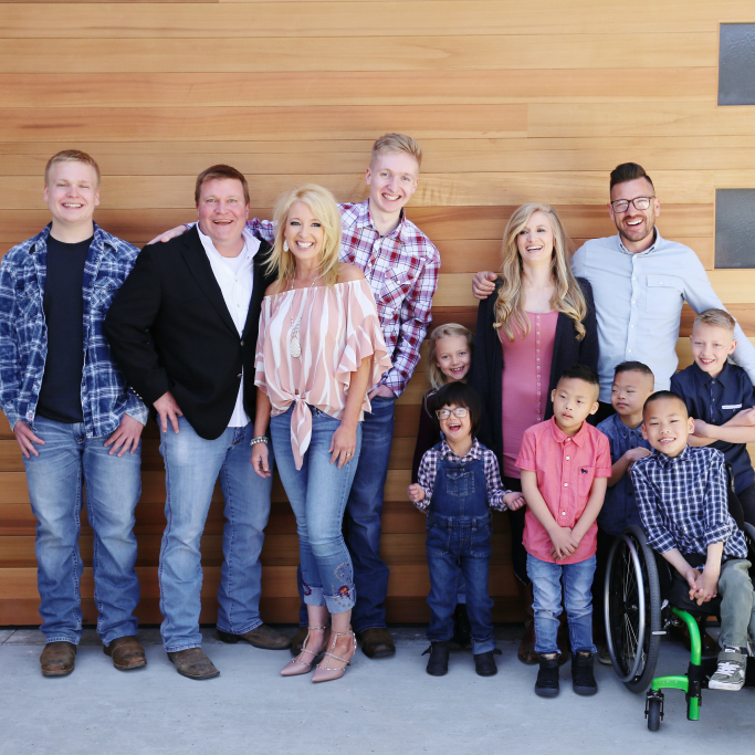 FAMILY IS AT THE HEART OF TIMBER AND LOVE - As the saying goes, home is where the heart is. Business partners Luke Caldwell and Clint Robertson infuse a special ingredient into every home renovation they touch: heart.