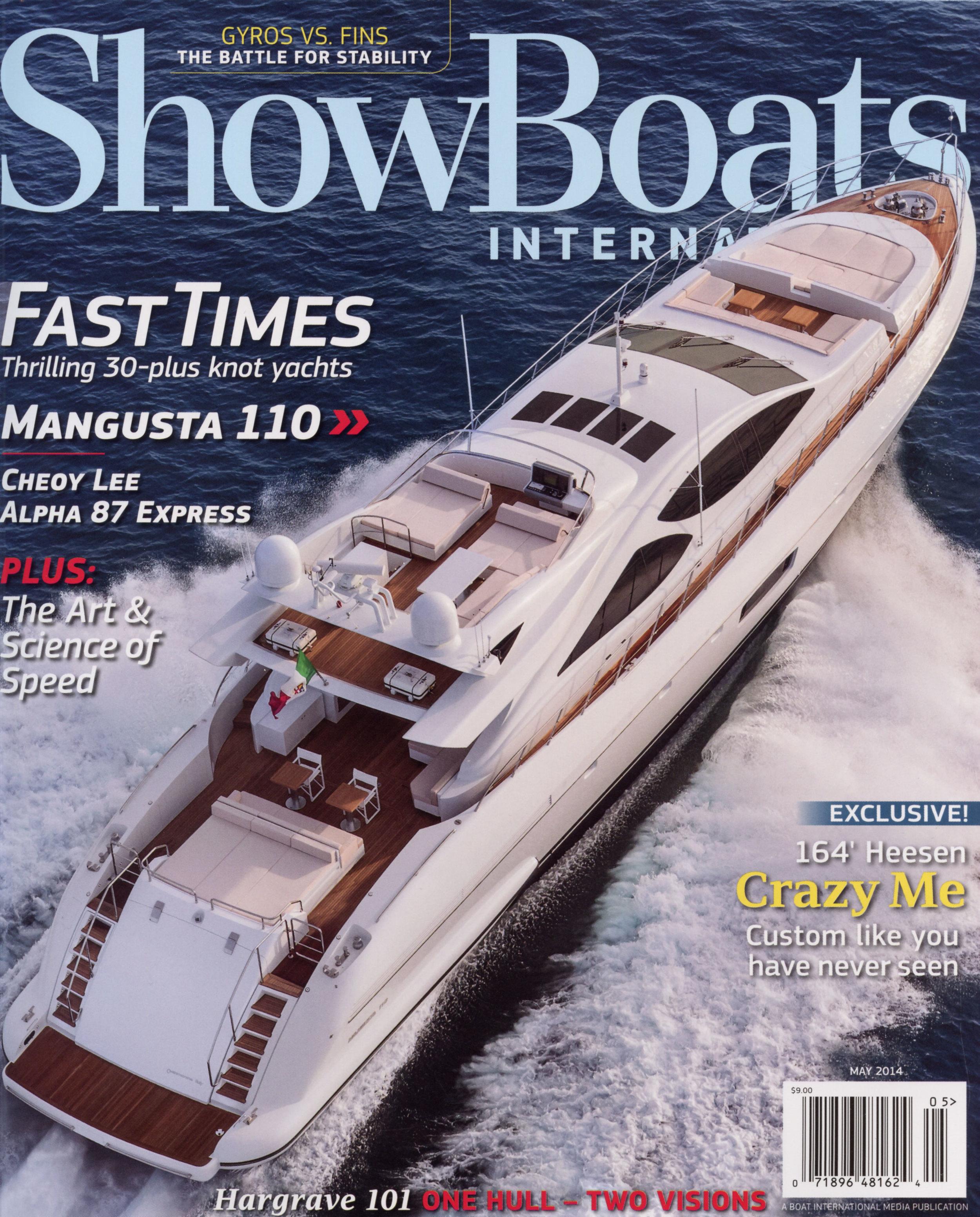 Show Boats International   May 2014
