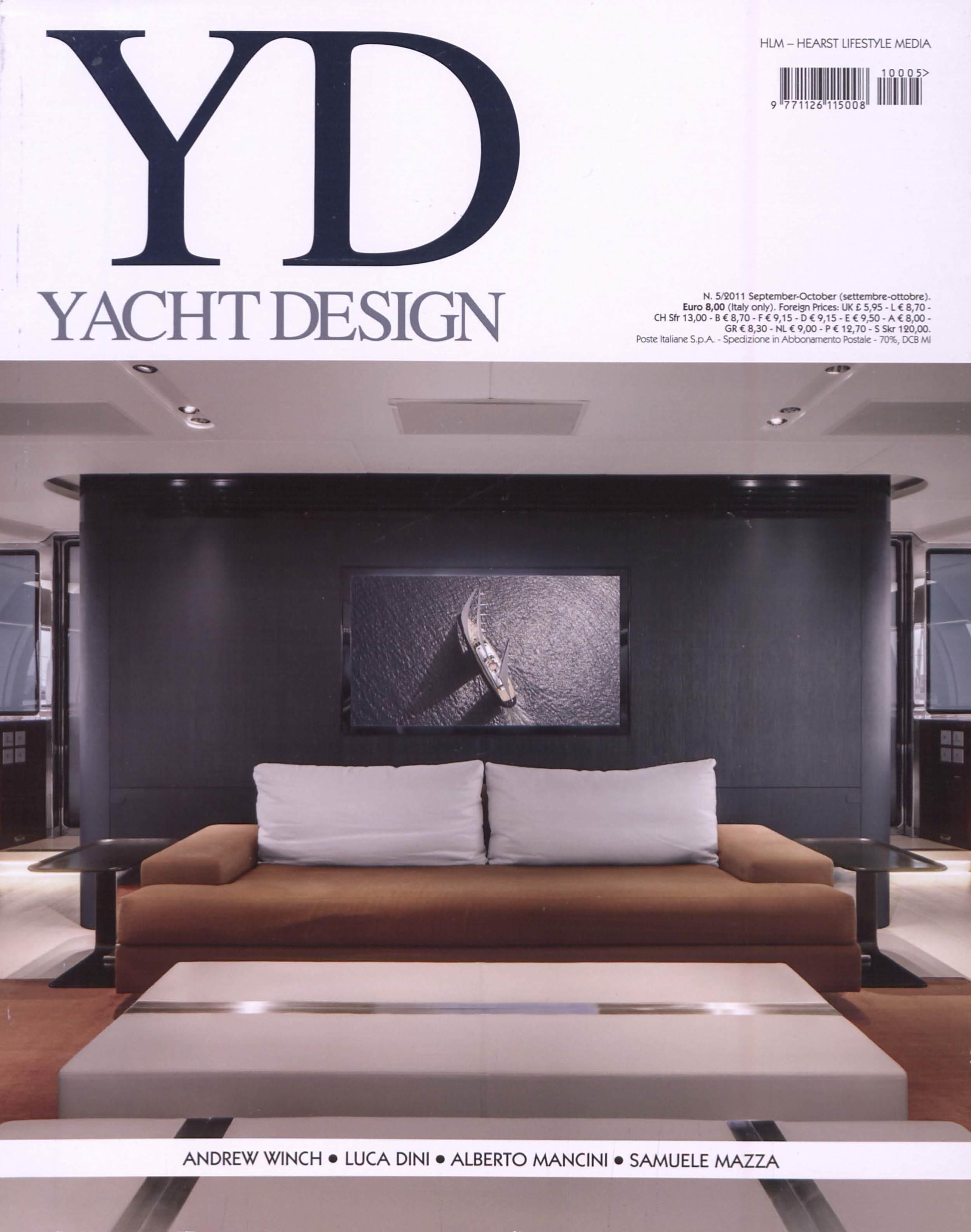 Yacht Design   September/October 2011