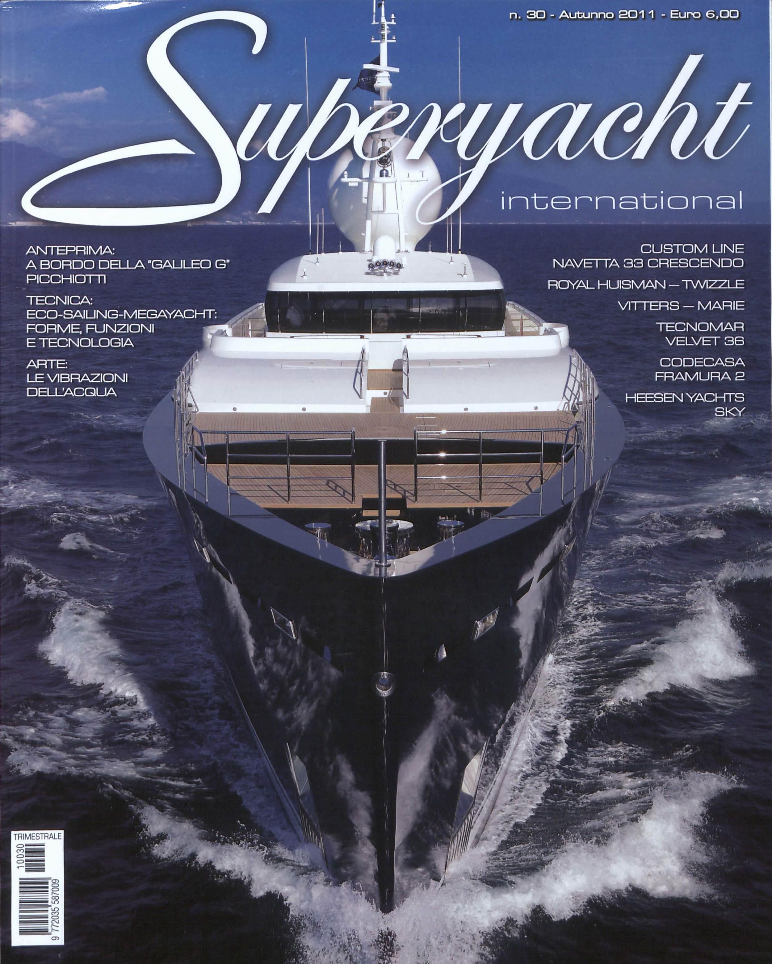 Superyacht International   Autumn 2011