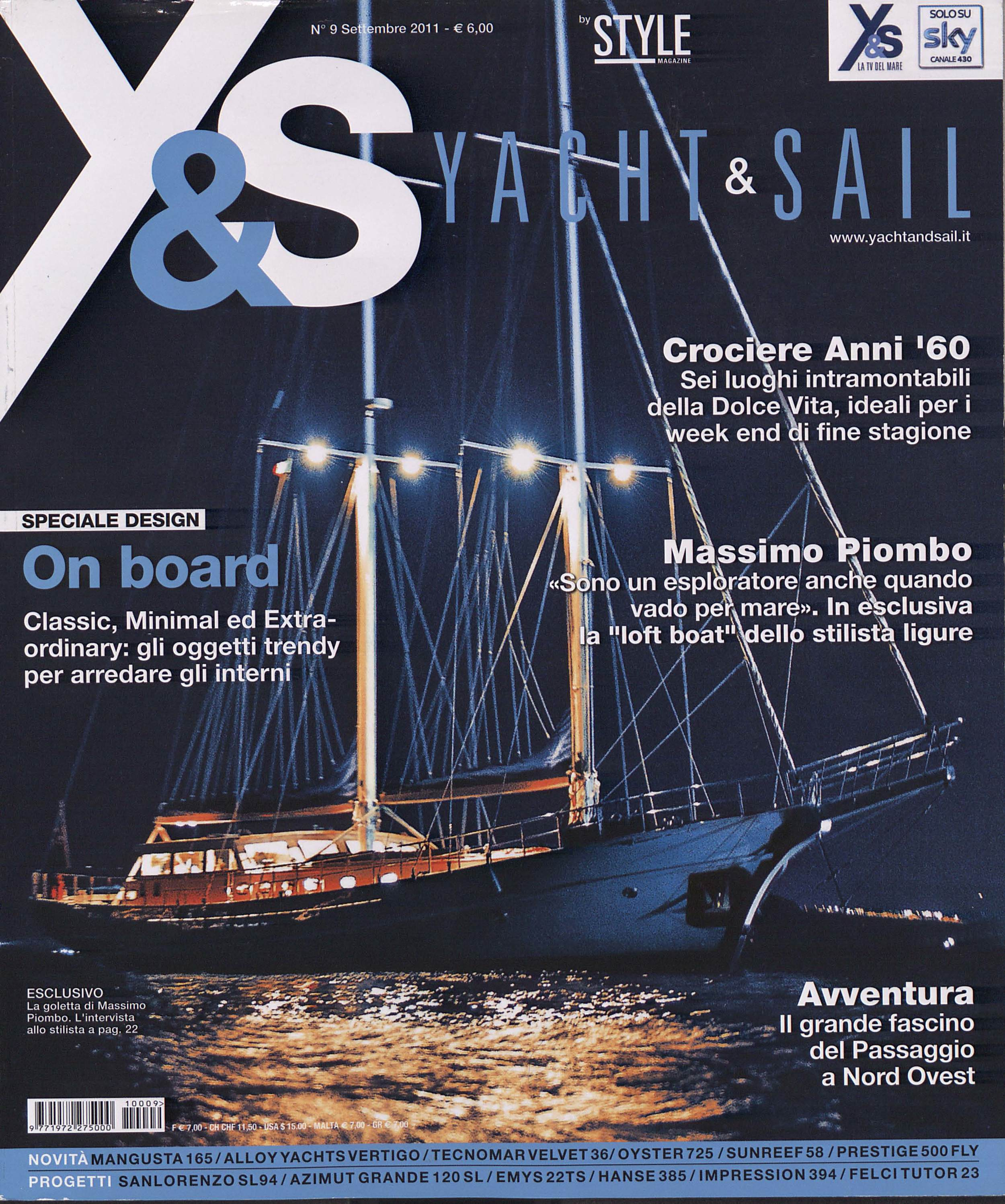 Yacht and Sail   September 2011