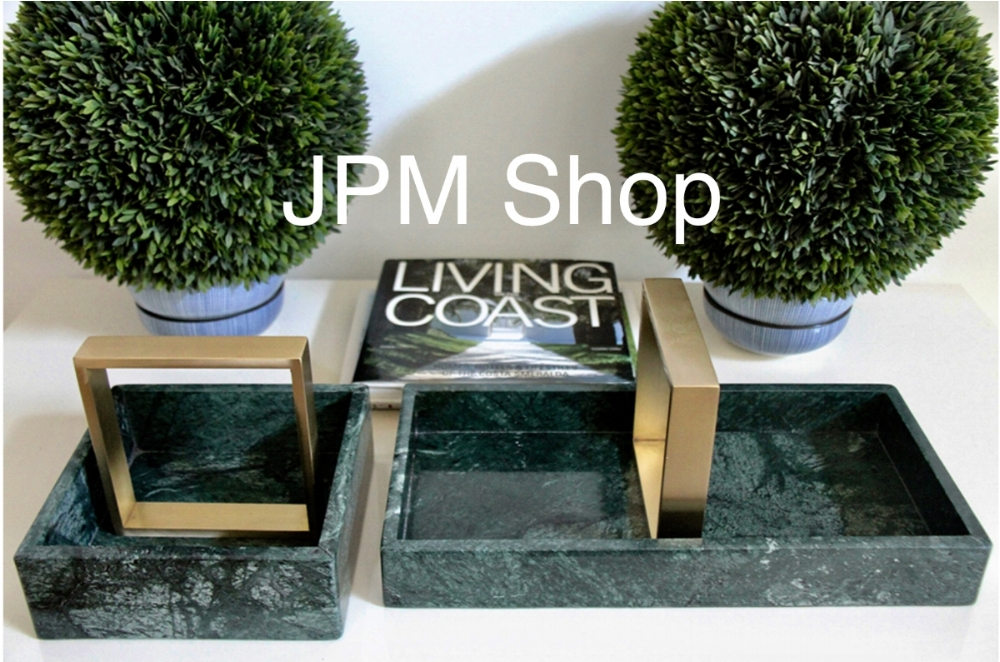 Green-luxury-marble-trays