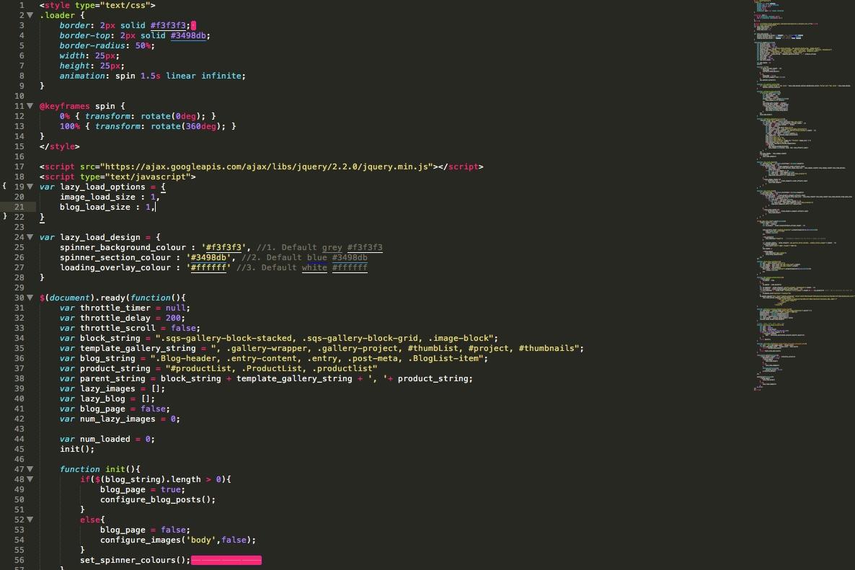 squarespace development css code projects squarestudio
