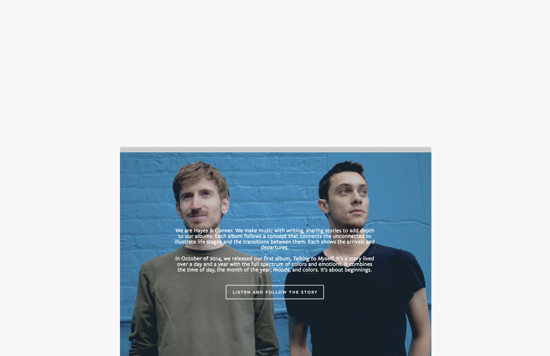 Squarespace Website | Hayes & Connor | SquareStudio Plugins & Development