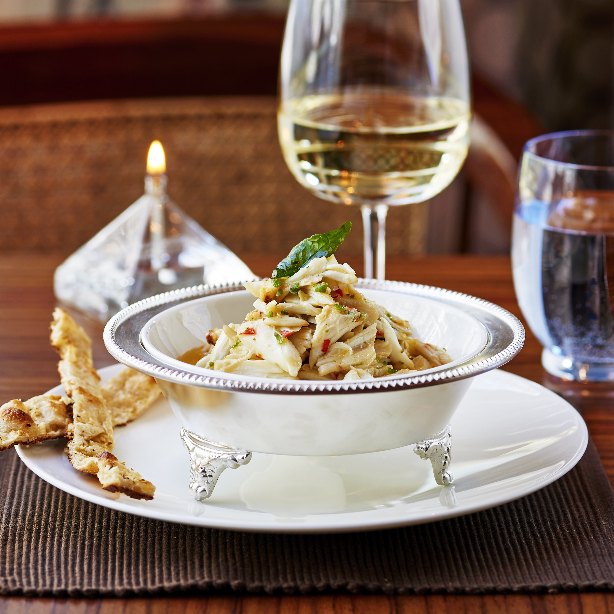 Chutney Mary - Flaked Cornish Crab in Garlic Butter PC high res.jpg