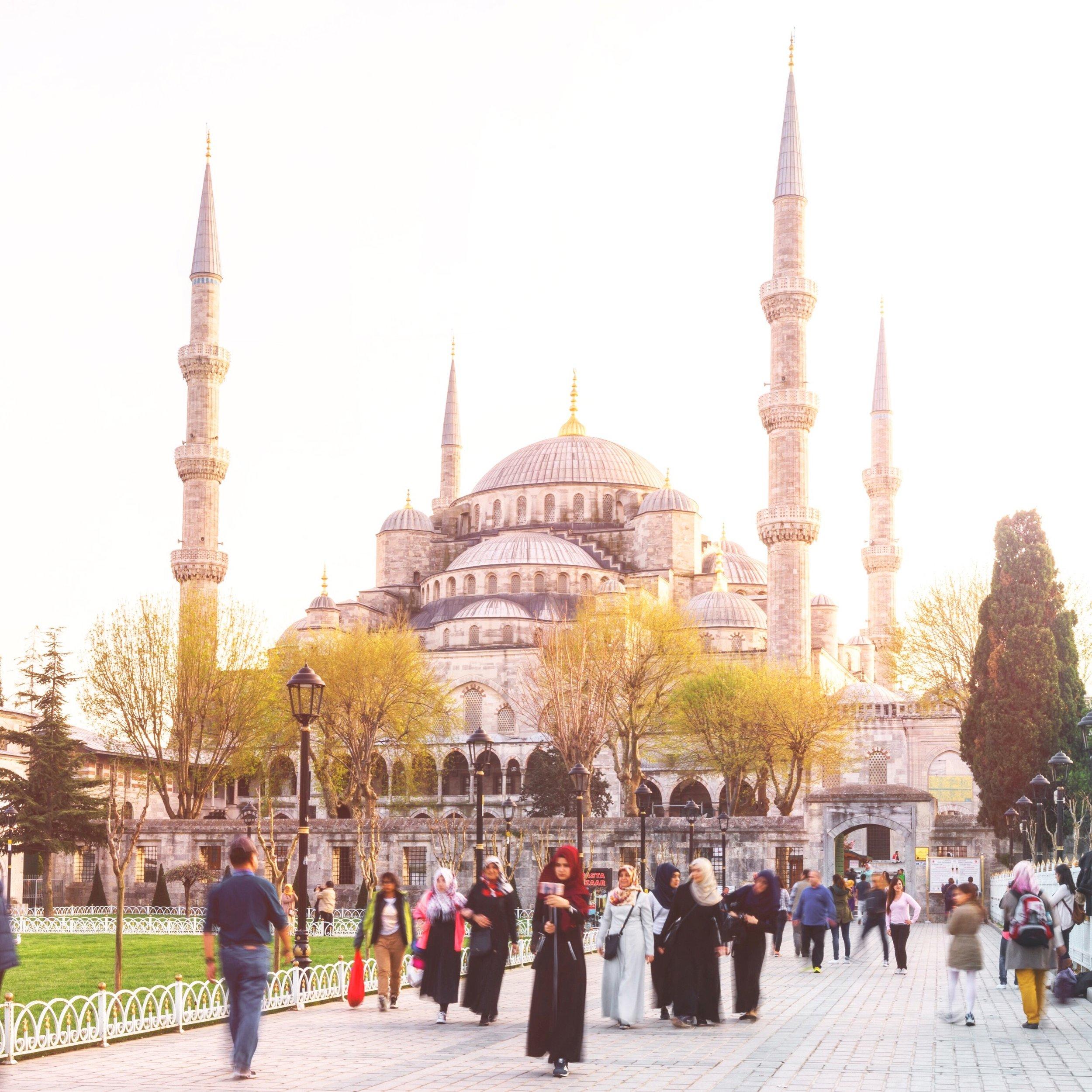 Chasing Laughs in Turkey - Mar - Apr 2016, Mar 2017