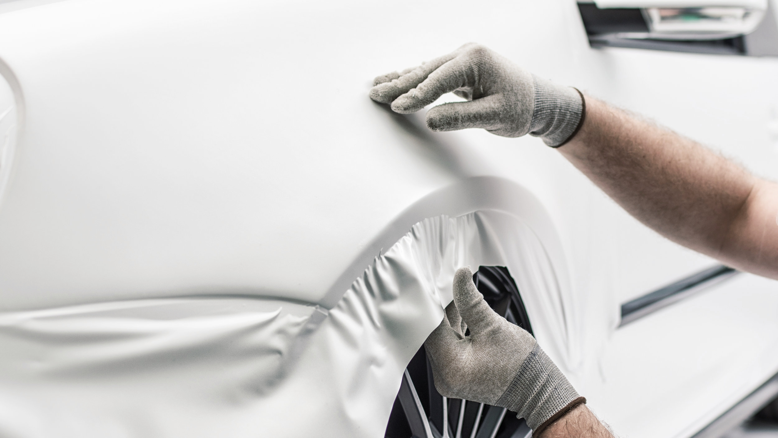Car Wrapping, Fahrzeugfolierung und Vollverklebung | creativ-styling