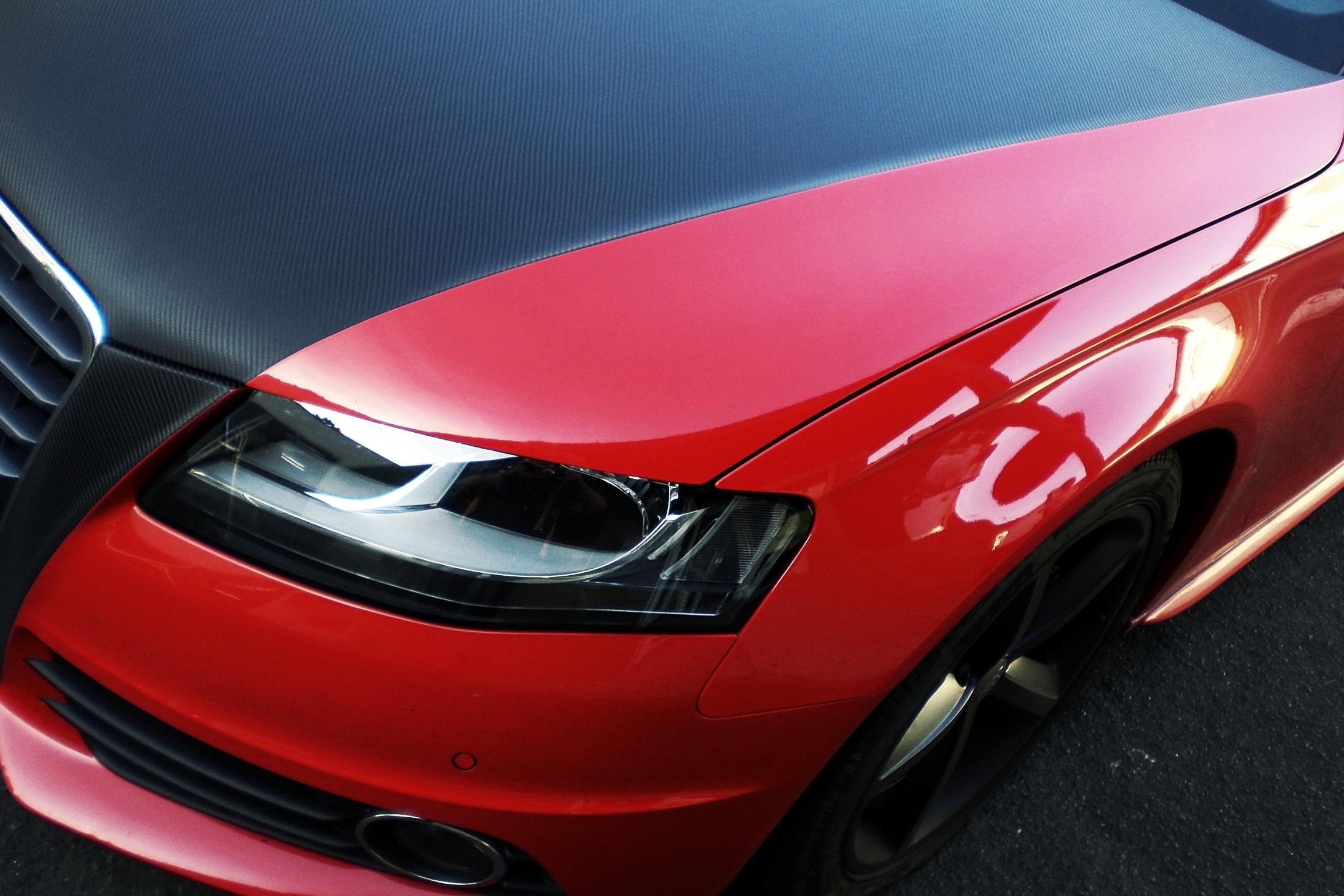 Autodekor Carbonfolie