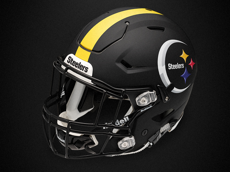 Pittsburg Steelers Helmet