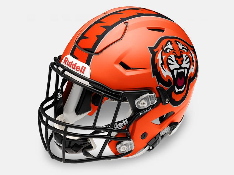 Florida Tigers Faux Branding
