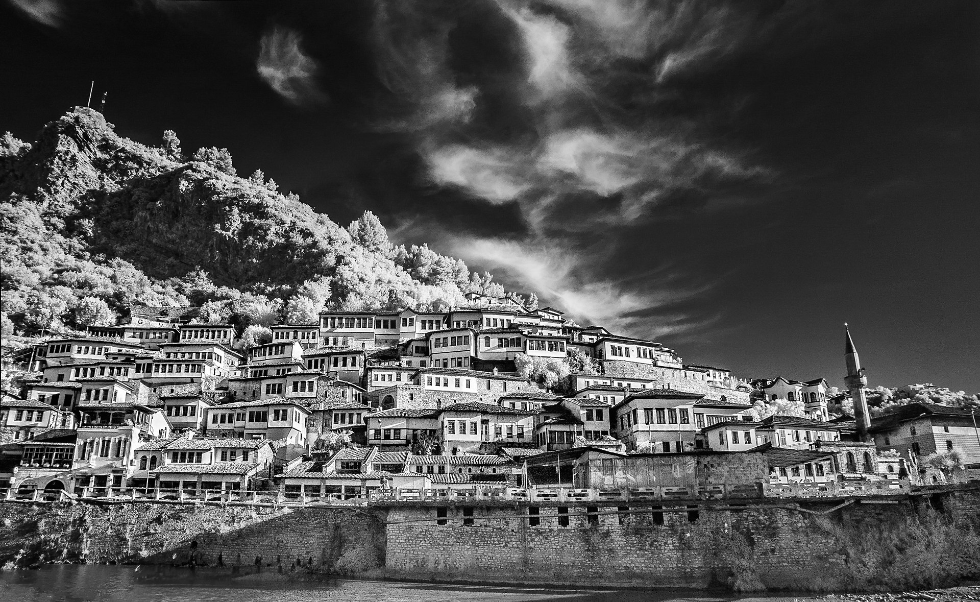 City of a Thousand Windows, Berat, Albania, 2015