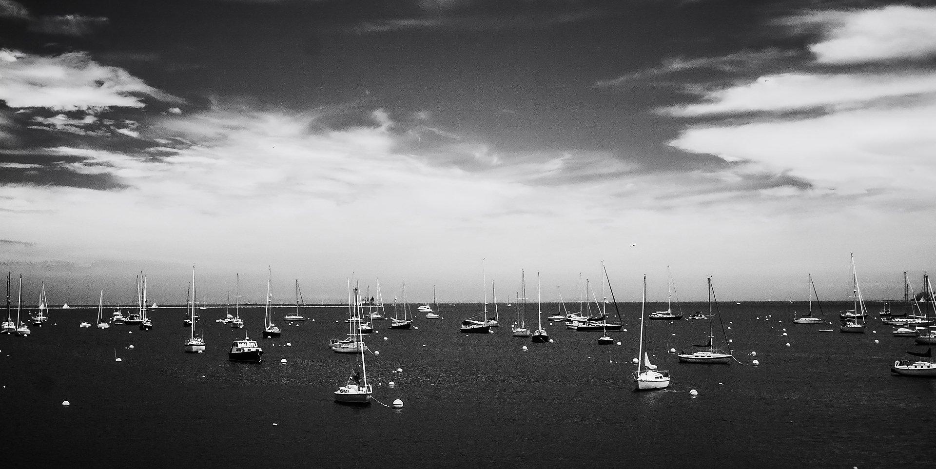 Rockland Harbor, 2013