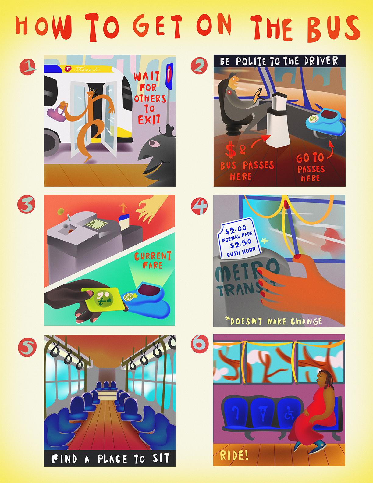 Metro Transit Rider Tutorial