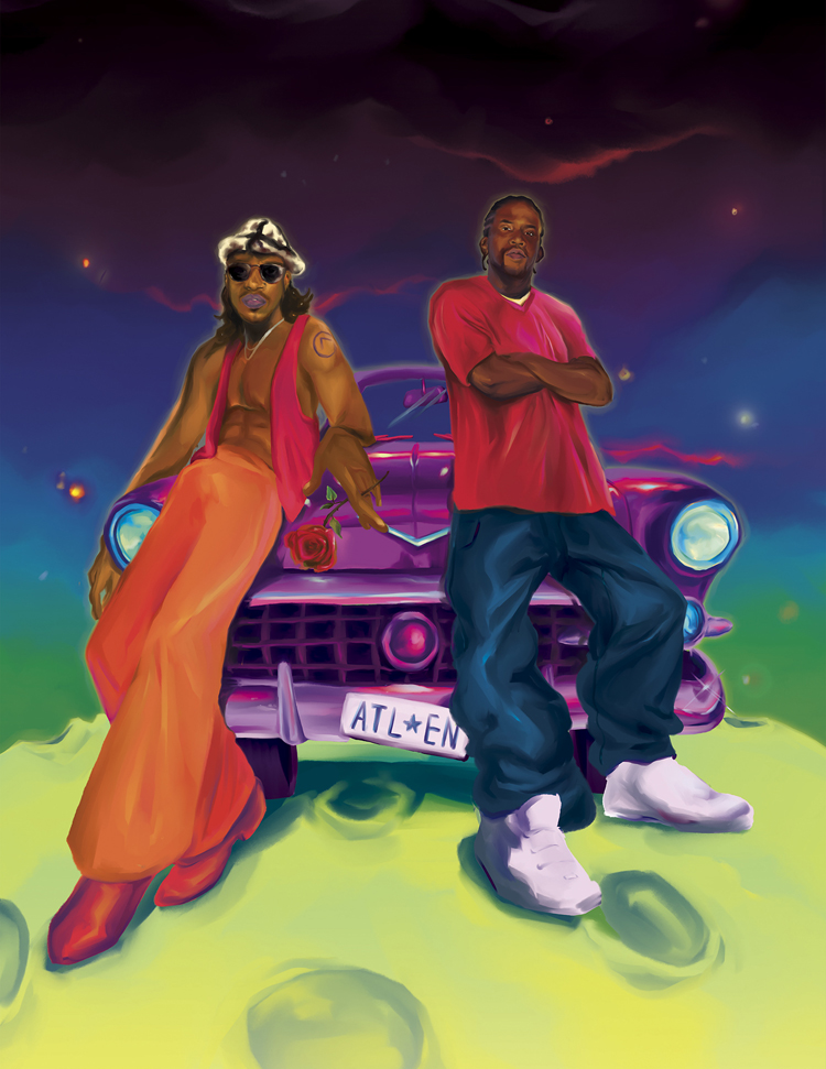 OutKast Tribute Poster