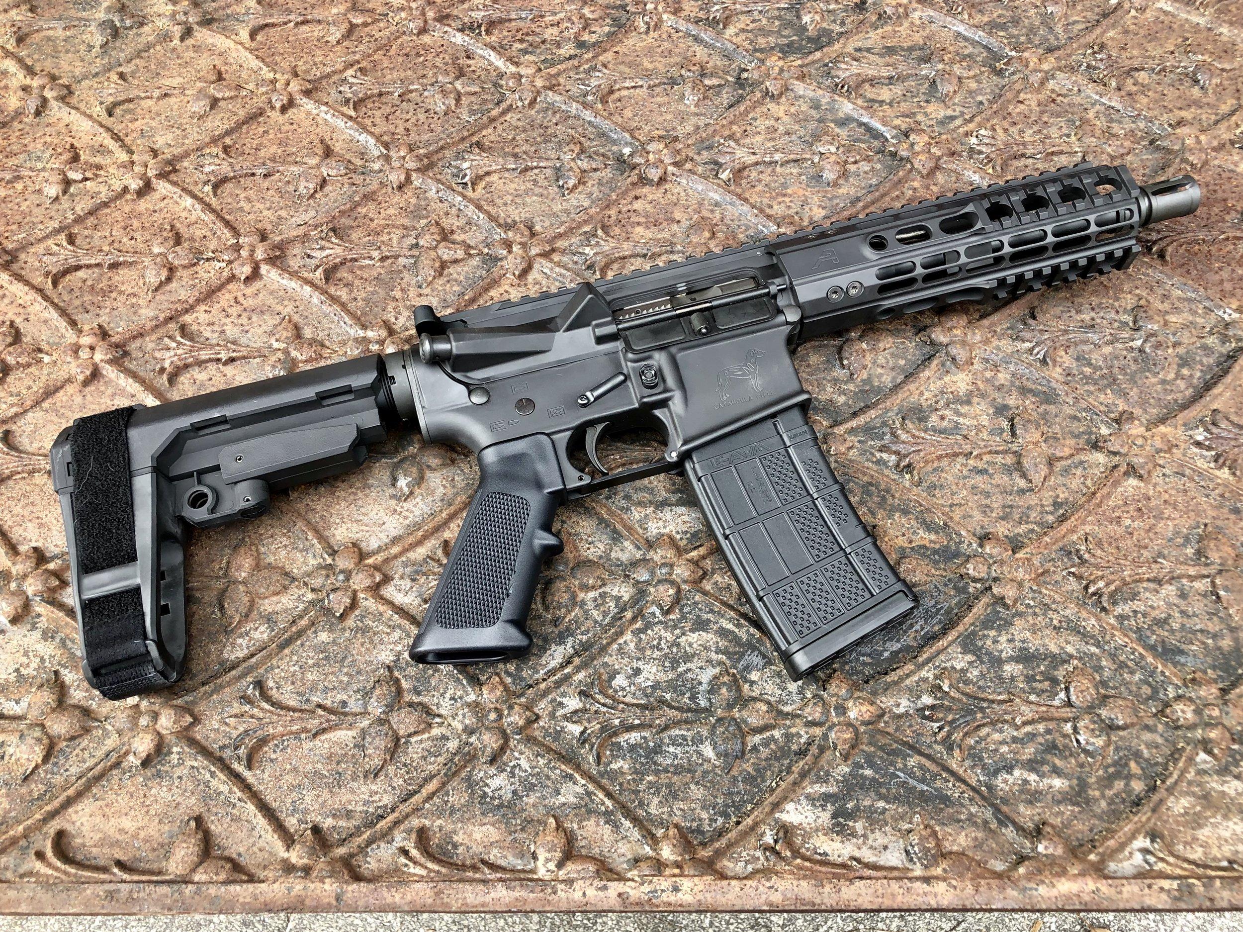 Vintorez AR Pistol
