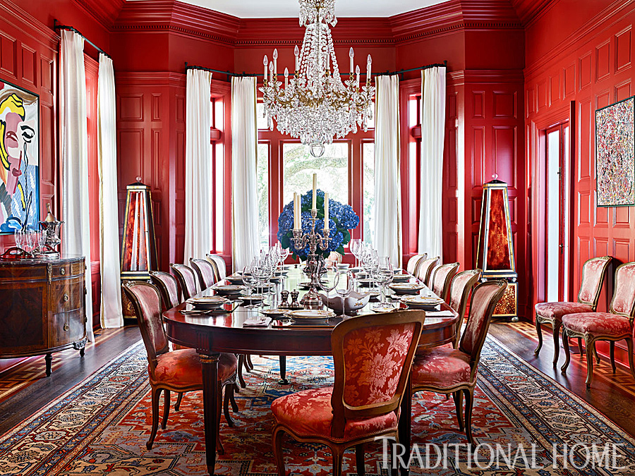 image via Traditional Home