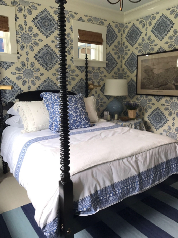 Kerry Spears Interiors - Blue and White4