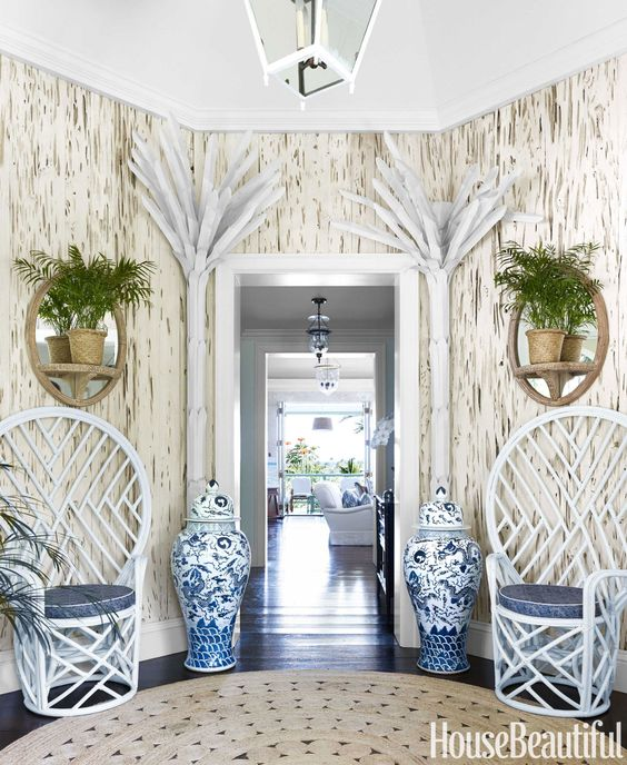 Kerry Spears Interiors - Statement Entryways7