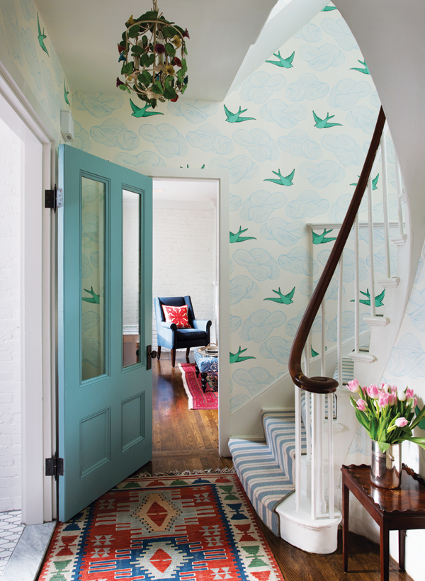 Kerry Spears Interiors - Statement Entryways8