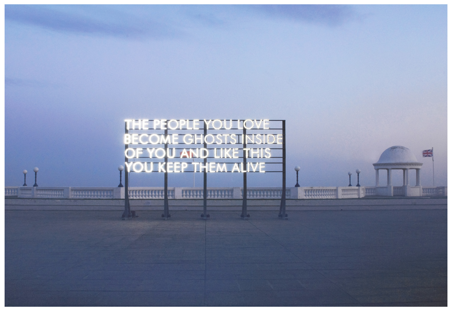 People You Love. De La Warr Pavillion, 2011.