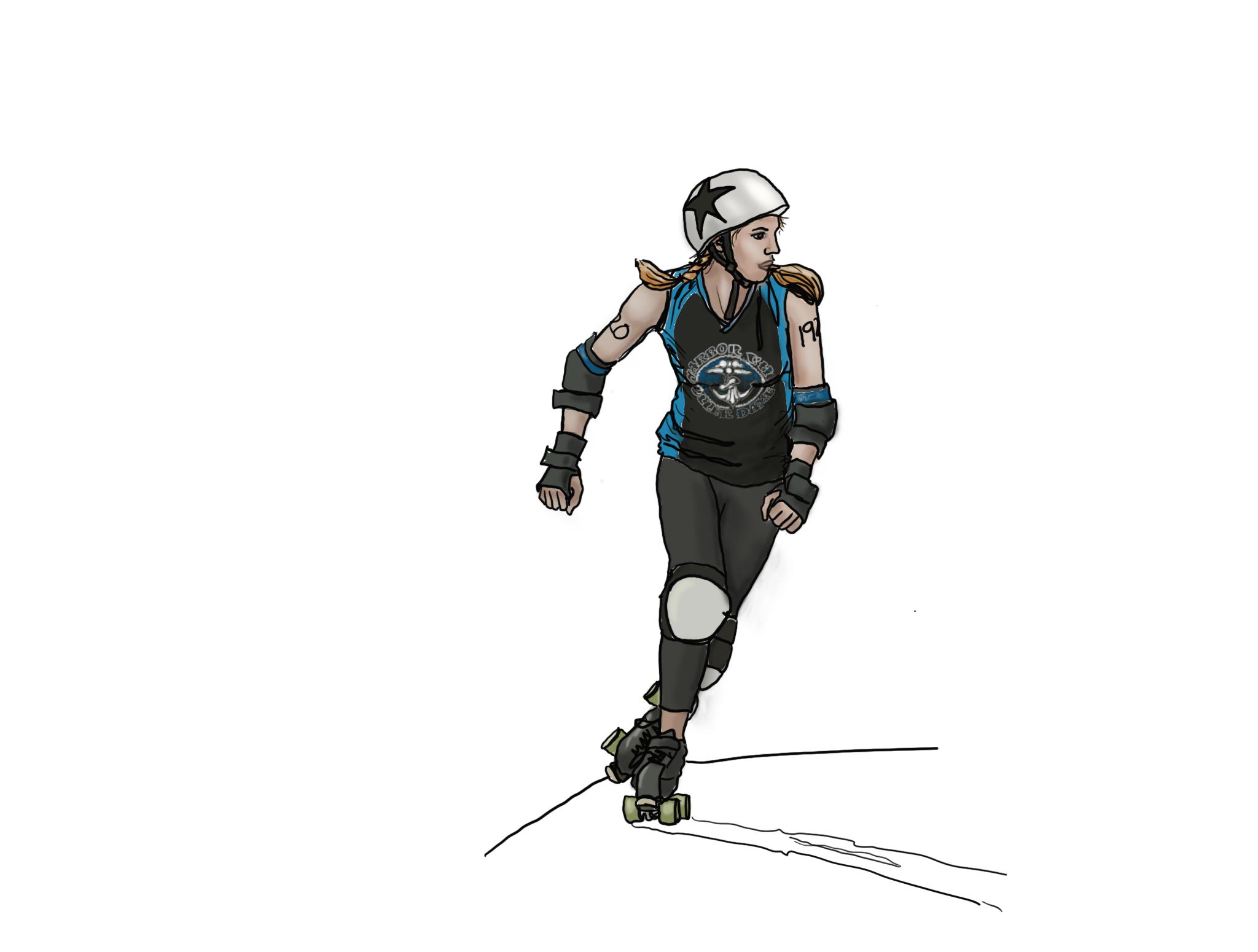 Kate Roller Skating no background.png