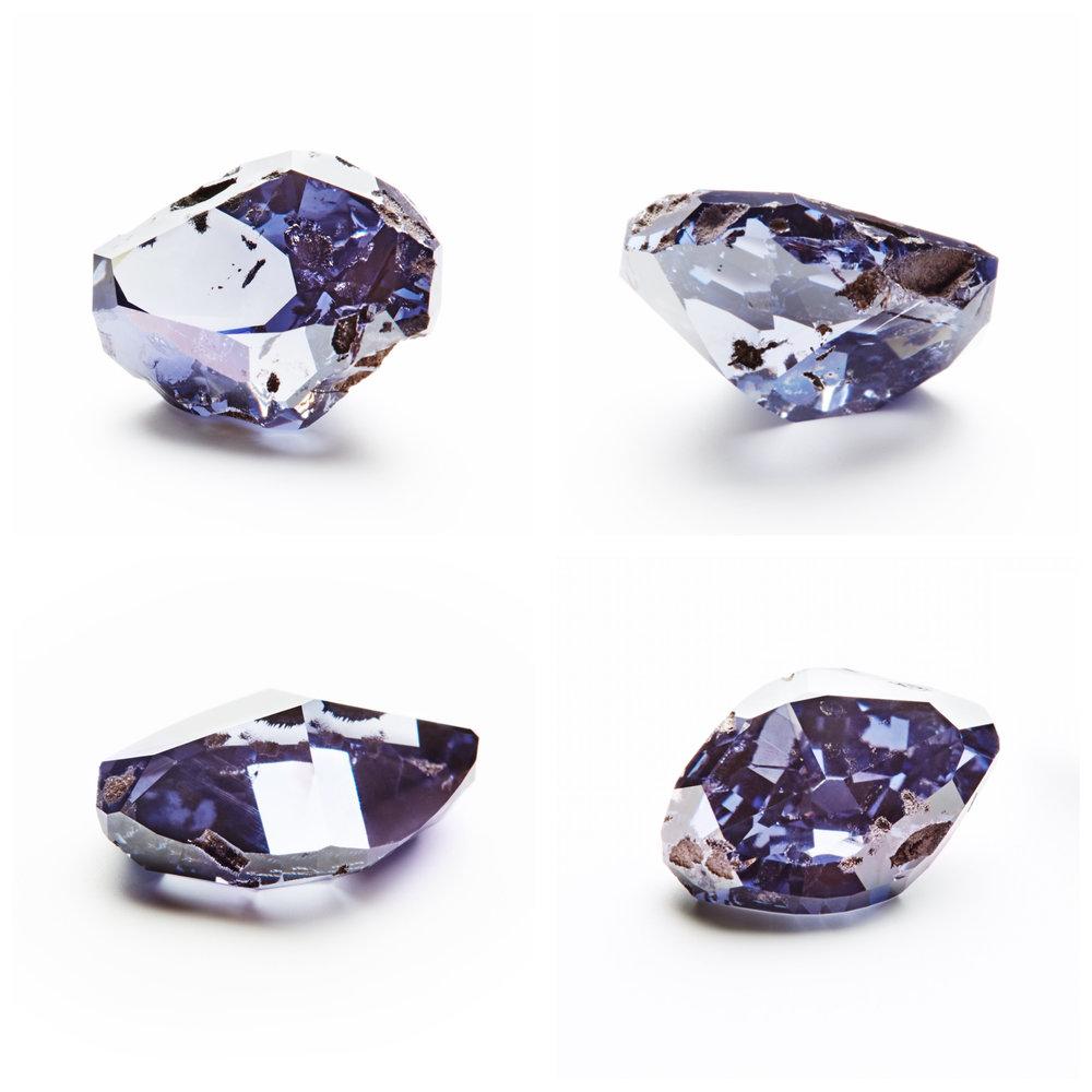 Rough Diamond Weigh: 9.17 carat
