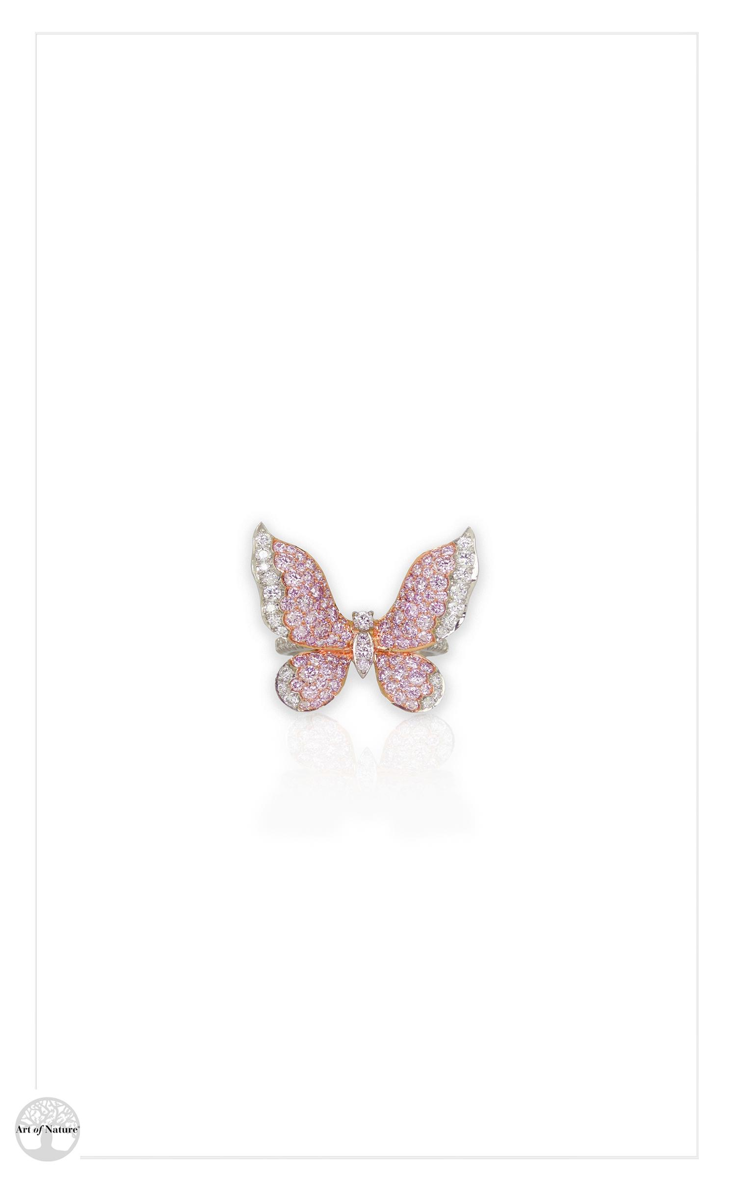 Scott West - Butterfly ring