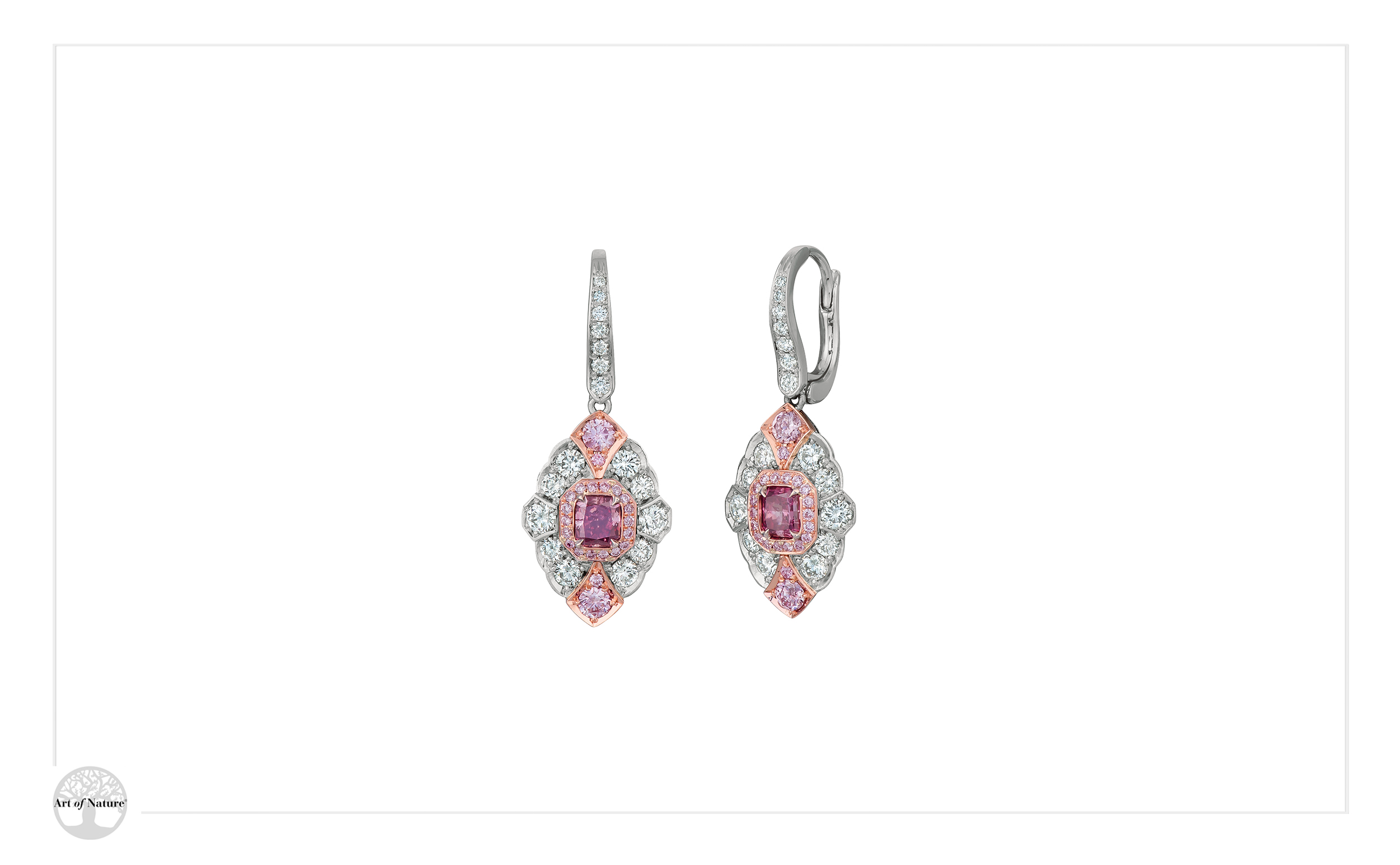 Scott West - Skyline earrings
