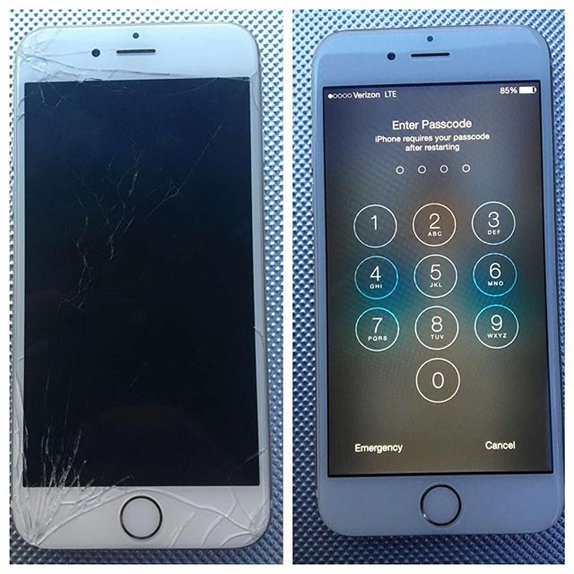 #iphonerepair #crackediphone  #screenrepair  www.screenrepairplus.com