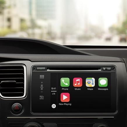 CarPlay gets easier.