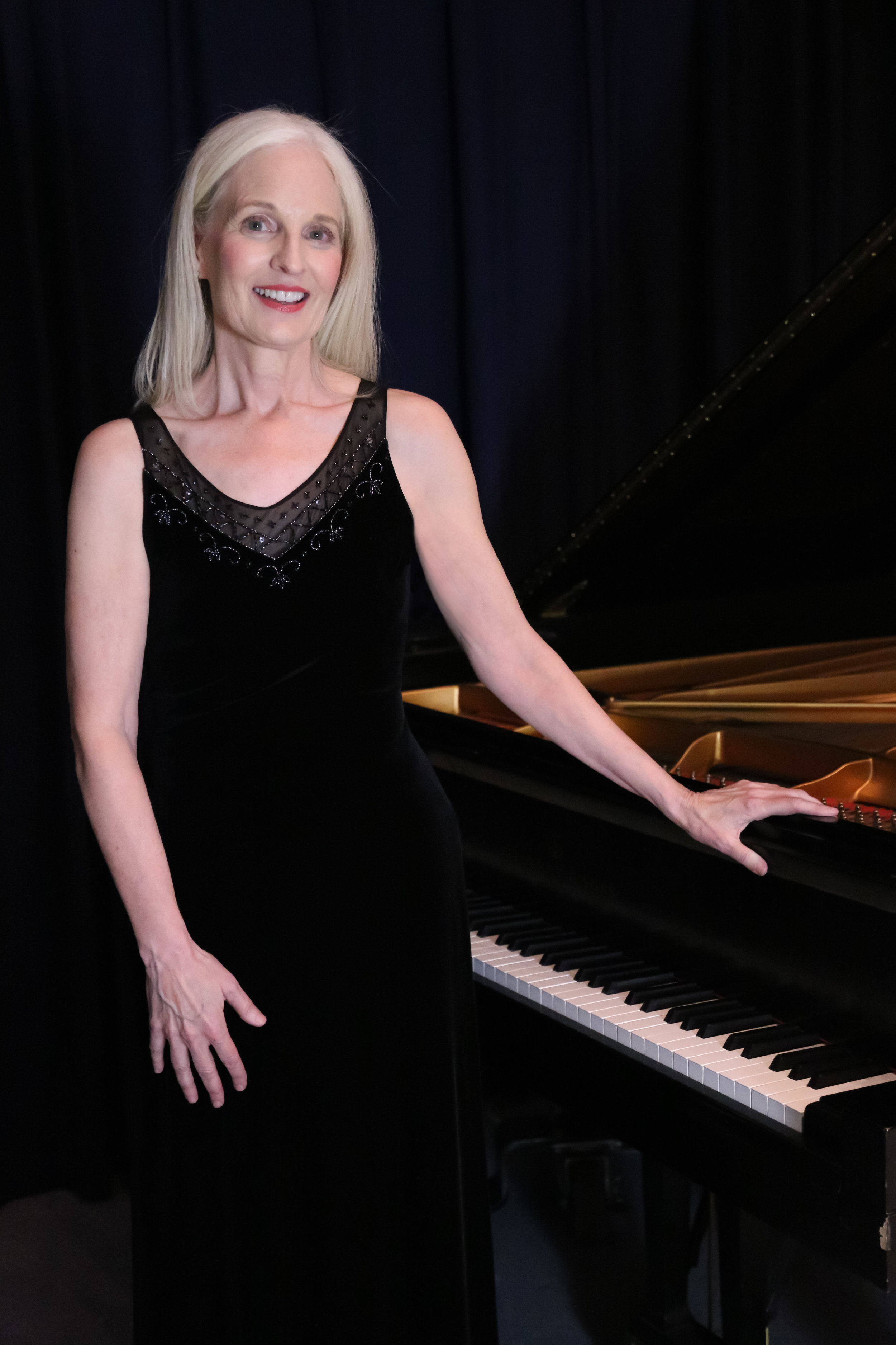 Saturday, February 25 at 8:00 p.m . Nocturnal Concert featuring music of Chopin, The Beatles, and American composers Joplin, Gershwin, and others. 45 minute concert.