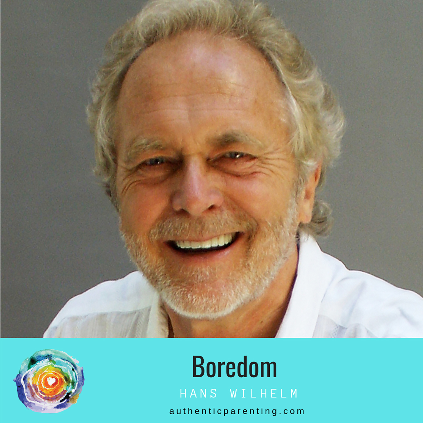 Podcast with Anna Seewald on Boredom    https://authenticparenting.com/boredom