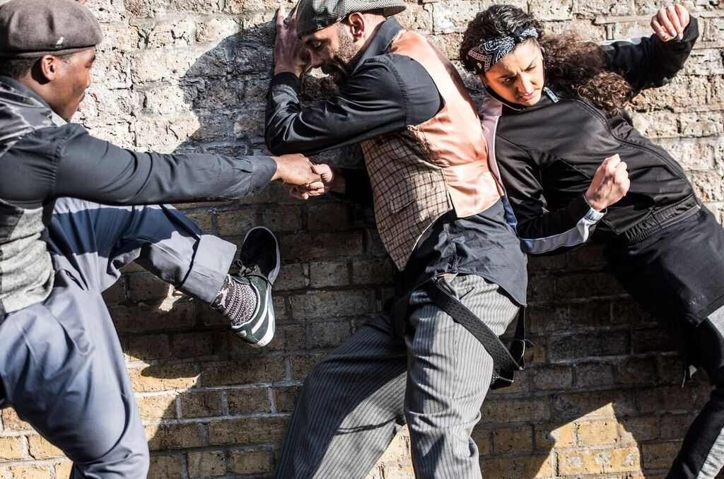 - In 2018 Grounded Movement were awarded new Arts Council funding for Ragtime to Grime. This current new work in development will tell a story, through dance, rap and music, of 4 young peoples transformation against the backdrop of changing society.