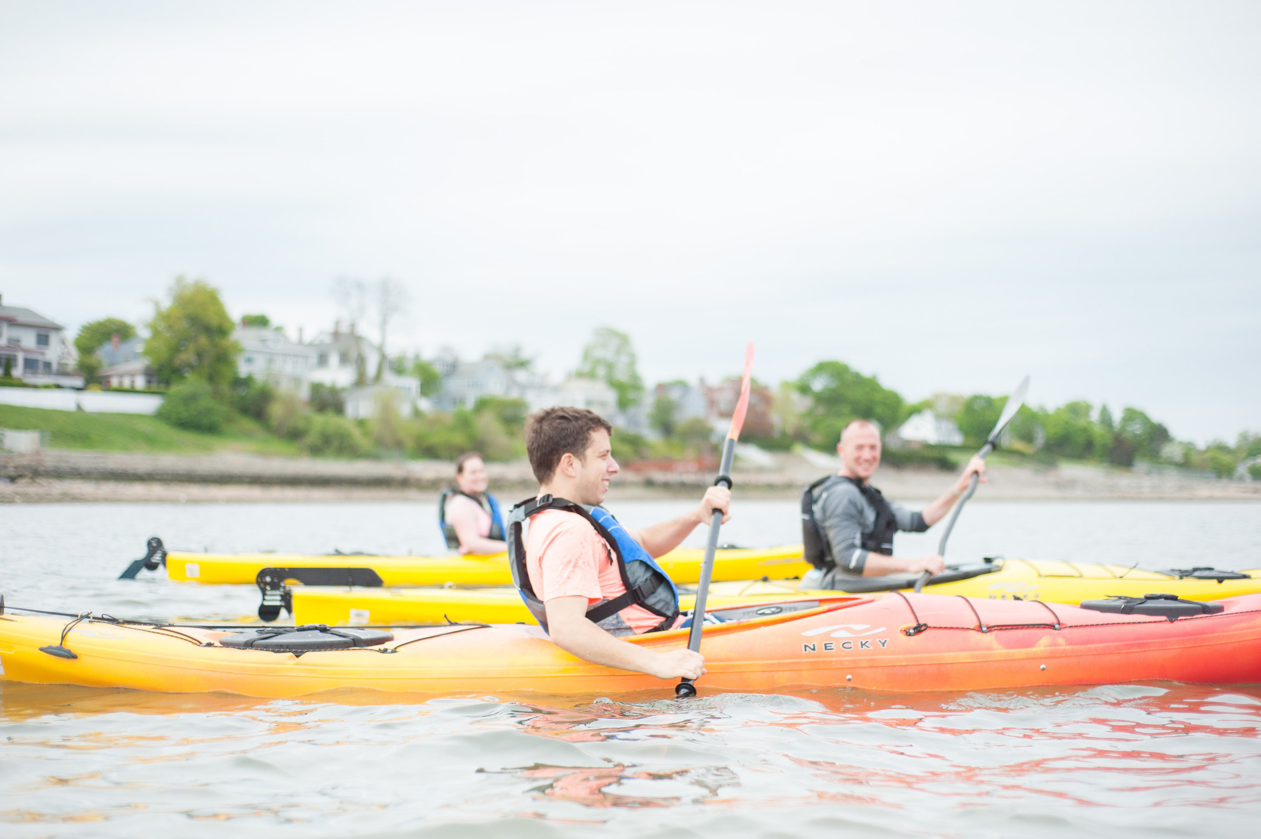 Standup Paddleboard Rentals, Lessons, and Tours in Massachusetts