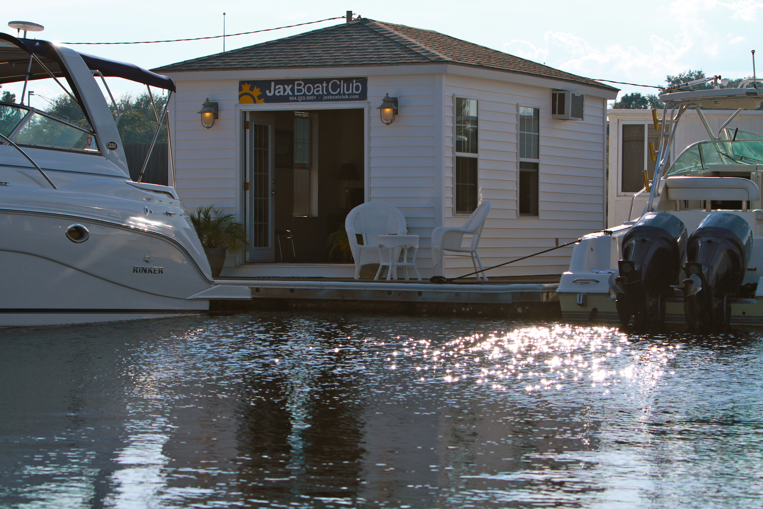 Jax Boat Club office