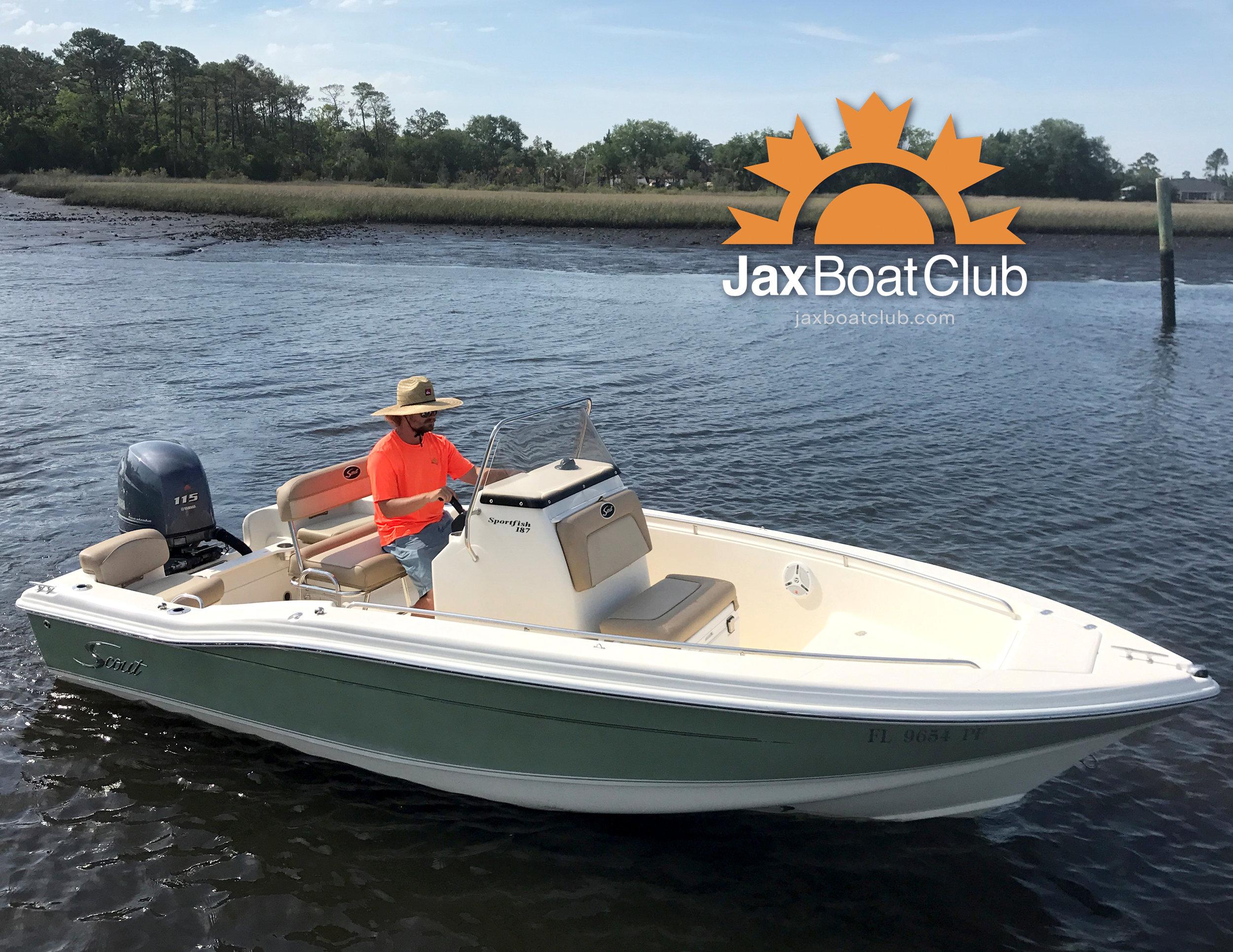 Jax Boat Club additions