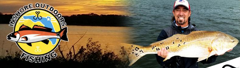 Inshore Outdoors Fishing Logo