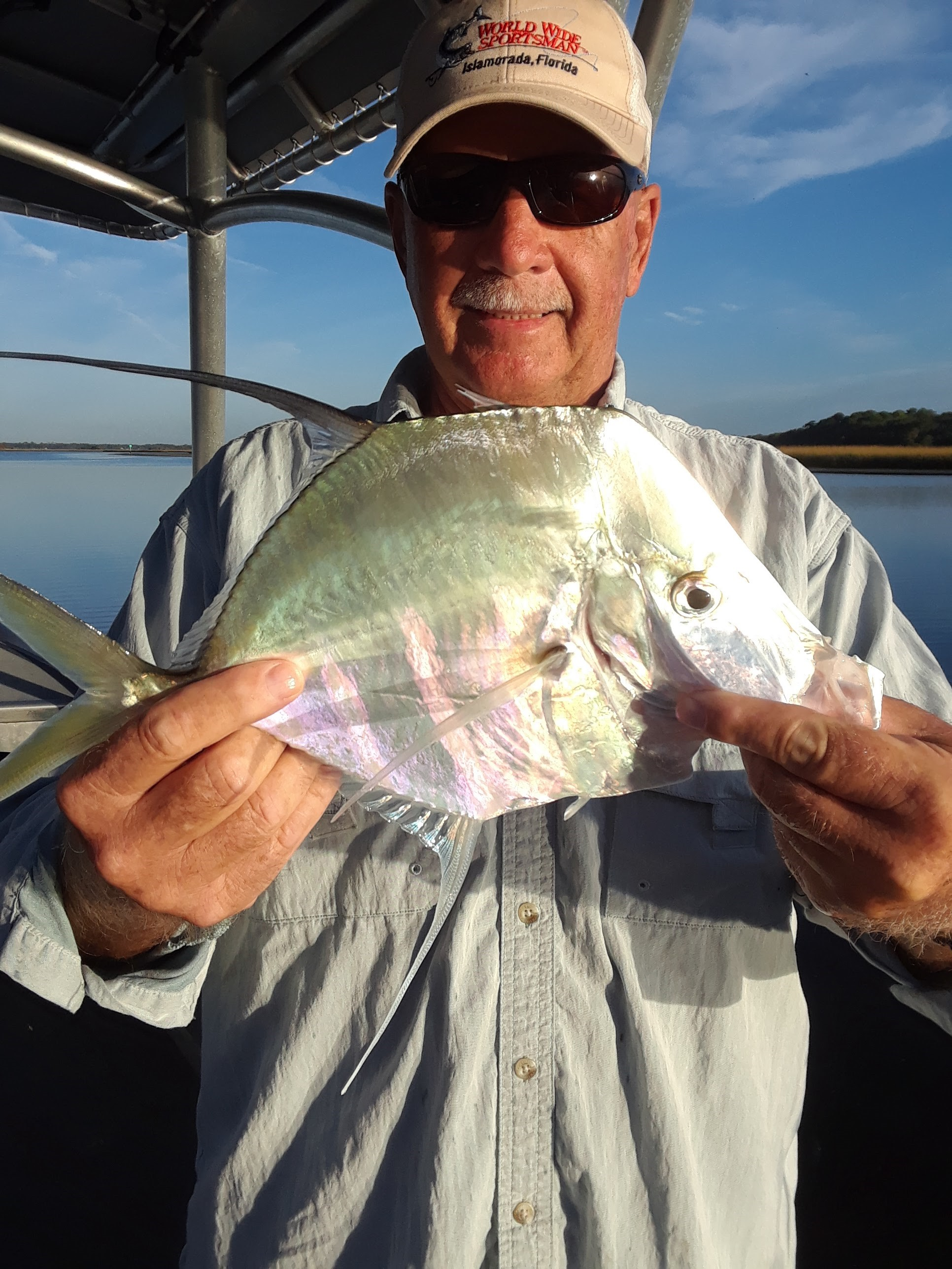 Capt Daves Catch aboard his charter trip