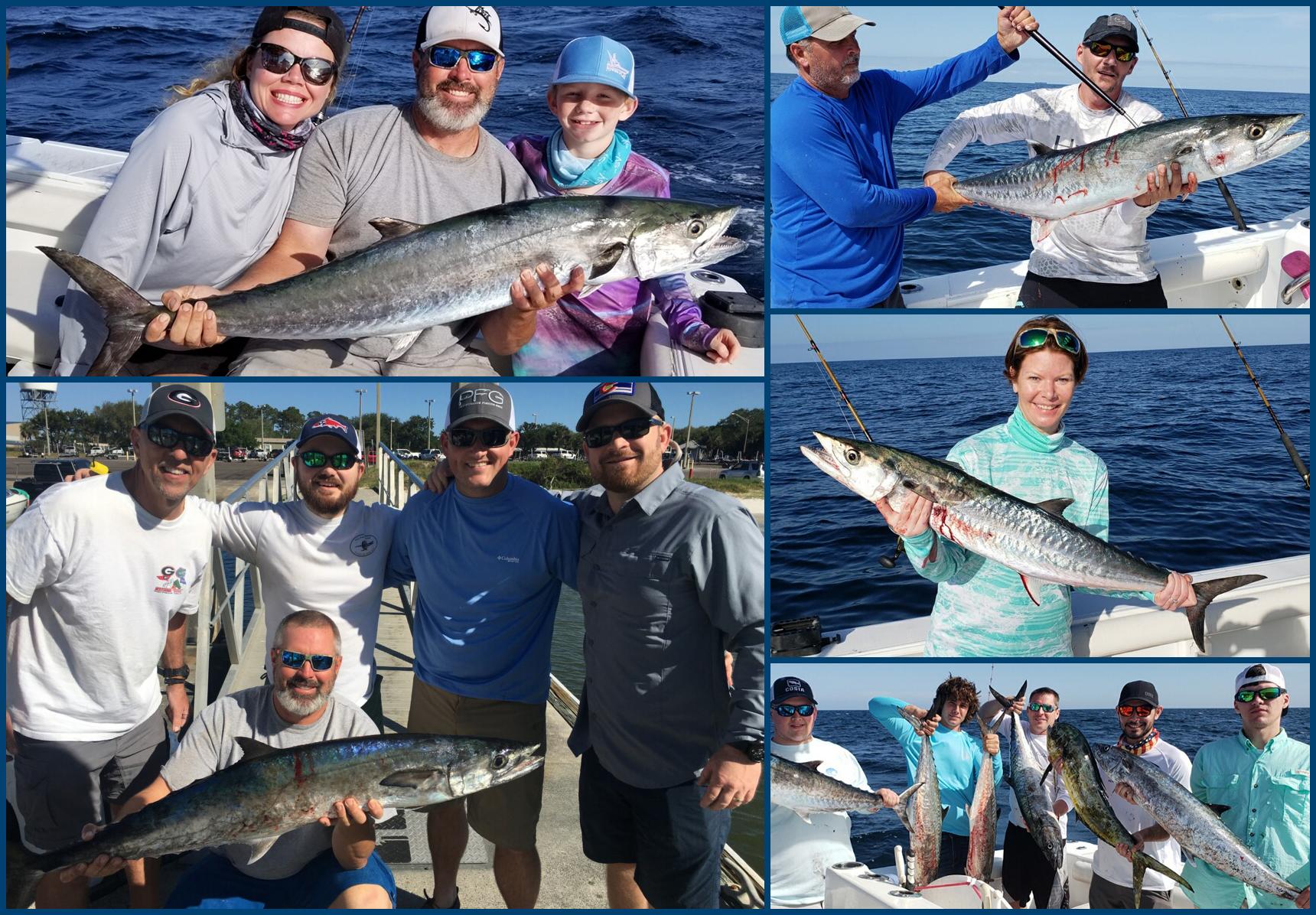 Kingfish in Jacksonville, FL