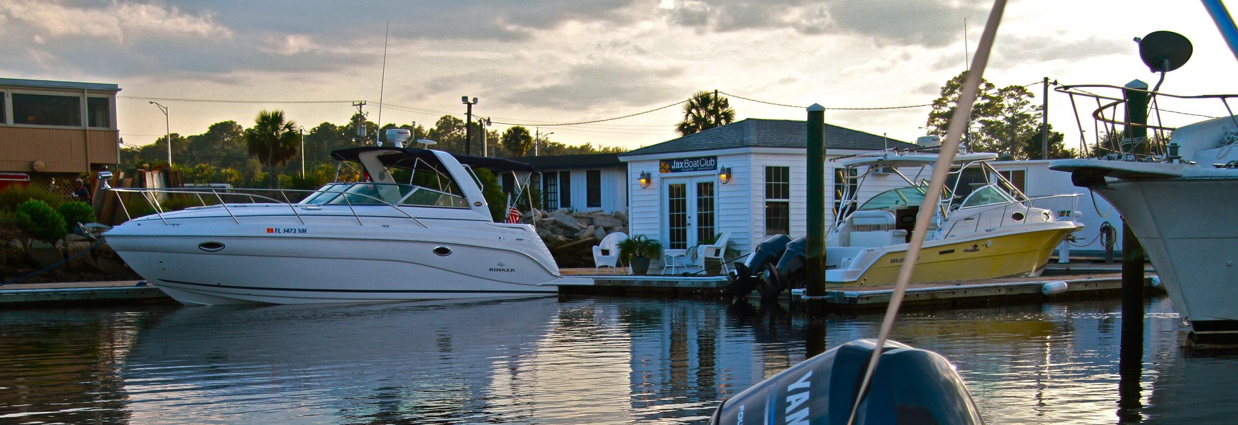 Jax Boat Club Front Office