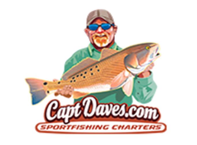 Captain Dave Sipler's Fishing Charter logo